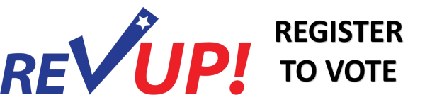 RevUp to Vote logo